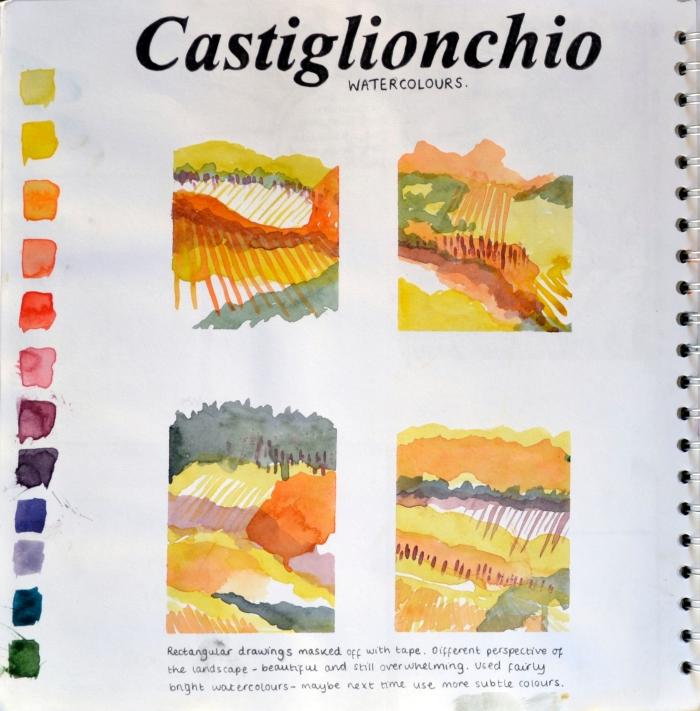 Castiglionchio colour